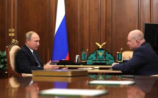 Кто есть кто: врио губернатора Севастополя Михаил Владимирович Развожаев