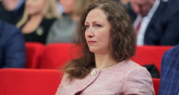 Официально: Юлия Жукова больше не вице-премьер правительства Крыма