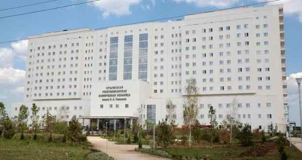 Новая Республиканская клиническая больница имени Семашко. Готовность номер…