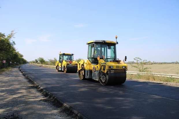 На дорогах Крыма скоро появится новая разметка