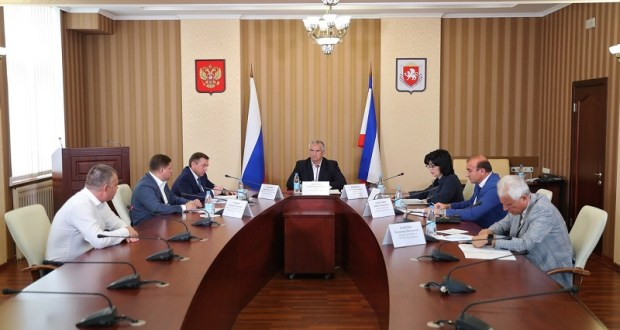 Аксёнов: важно быстрое реагирование на заявки и жалобы крымчан по водообеспечению