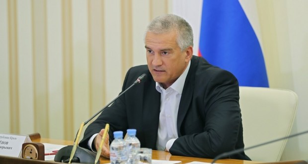 Аксёнов сообщил об очередном транше организациям и предпринимателям, пострадавшим от коронавируса