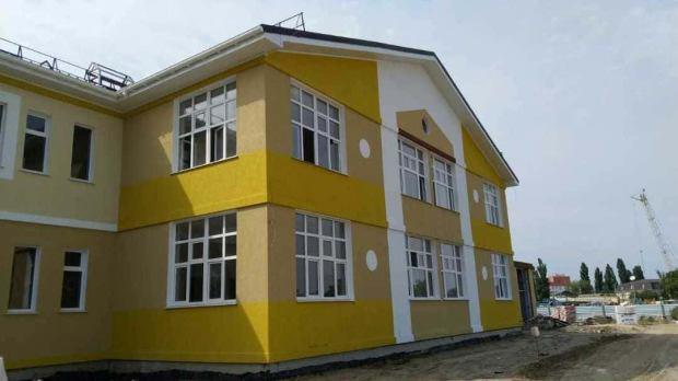 В Крыму вновь начнут возводить детские сады, работы на которых ранее были заморожены