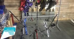 В Симферопольскую школу олимпийского резерва по стрельбе закуплено новое оборудование