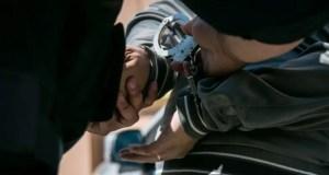 В Керчи задержан нетрезвый мужчина, причинивший телесные повреждения сотруднику полиции