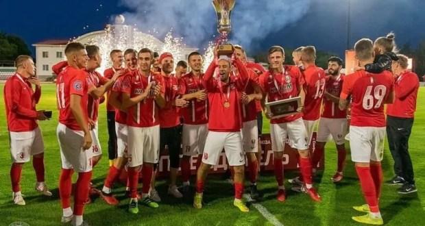 В Крыму старт очередного футбольного сезона дал суперматч за Суперубок КФС