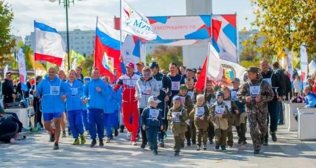 19 сентября в Севастополе - «Кросс нации – 2020»