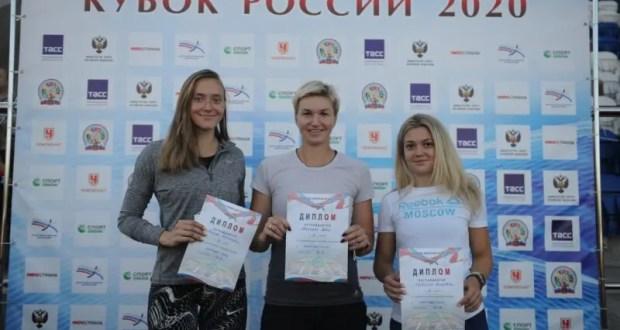 У крымчан – три медали Кубка России по лёгкой атлетике
