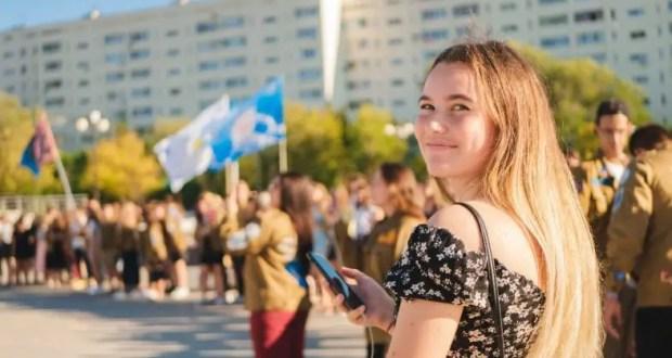 В Севастополе теперь есть Аллея студенческих отрядов