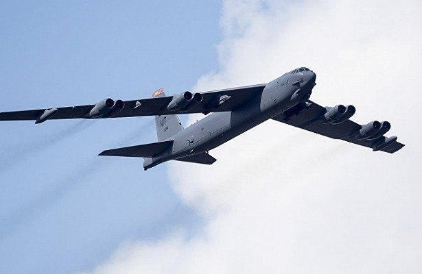 Российский Су-27 перехватил очередной американский самолет над акваторией Черного моря