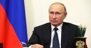 Владимир Путин внес в Госдуму пакет законопроектов по поправкам к Конституции