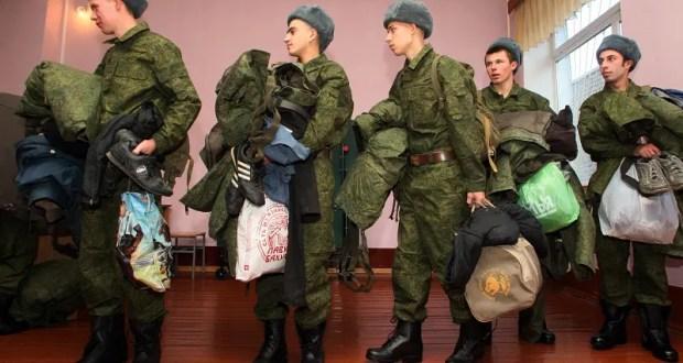 Осенний призыв: осенью «служить срочную» отправятся свыше двух тысяч молодых крымчан