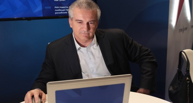 Сергей Аксёнов: курортный сезон – не является причиной высокого заражения коронавирусом в Крыму