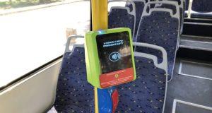 В Крыму продлили скидку на проезд в общественном транспорте при оплате онлайн