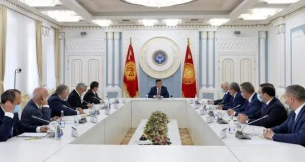 Делегация Госдумы РФ признала выборы в Киргизии честными и прозрачными