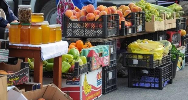 С начала этого года в Крыму проведено 11 тысяч сельхозярмарок