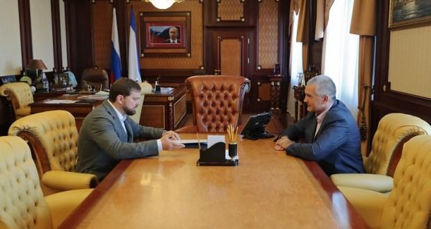 Сергей Аксёнов обсудил вопросы развития межнациональных отношений