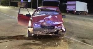 ДТП под Феодосией: не разминулись легковые автомобили