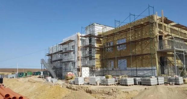 Что показала проверка строительства детского сада в микрорайоне «Крымская роза» Симферополя