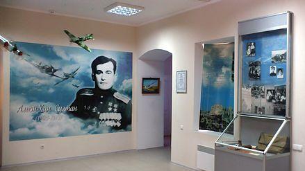 В Крыму отметят 100-летие со дня рождения дважды Героя Советского Союза Амет-Хана Султана