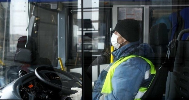 Минтранс Крыма: перевозчики должны соблюдать график передвижения и «масочный режим»