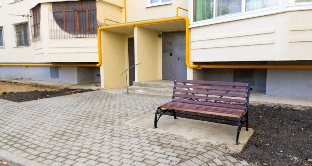 Как идут работы на объектах комфортной городской среды Керчи