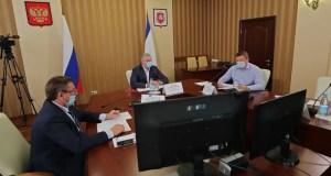 Сергей Аксёнов отметил необходимость усиления контроля работ на строительных объектах