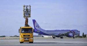 """Аэропорт """"Симферополь"""" завершил подготовку к работе зимой"""