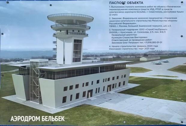 Часть аэродрома «Бельбек» под Севастополем все-таки станет гражданским аэропортом