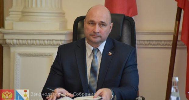 Спикер Заксобрания: вопросы, которые волнуют севастопольцев, будут максимально учтены в бюджете