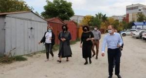 По обращениям граждан. В Симферополе отремонтируют улицу Николаевскую
