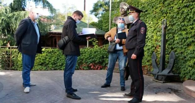 Кафе, гостиницы, общественный транспорт Севастополя проверяют: соблюдаются ли санитарные нормы