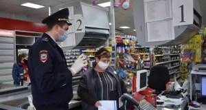 Крымская полиция предупреждает: будет штрафовать «нарушителей противоэпидемических требований»