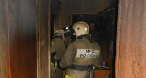 Пожары в Керчи и Феодосии. Понедельник день тяжелый
