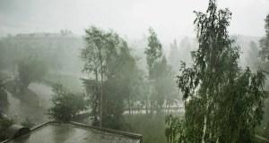 Внимание! В Крыму - резкое ухудшение погодных условий