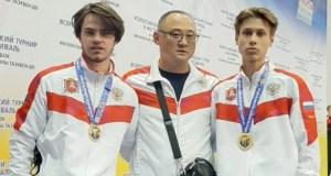 """У крымских тхэквондистов - три """"золота"""" турнира по тхэквондо в Москве"""