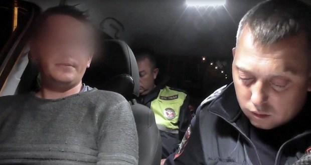 Пьяный на мопеде едва не наделал бед на трассе «Симферополь – Ялта»