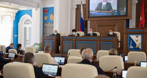 Заксобрание Севастополя согласовало кандидатуры пяти вице-губернаторов