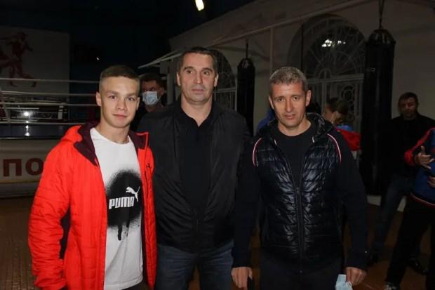 «Доброволец» и «Здоровые Силы Севастополя» гордятся призером Чемпионата России по боксу среди женщин