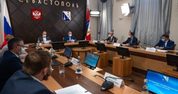 В Севастополе утверждена новая структура городского правительства. Ждем данных по персоналиям