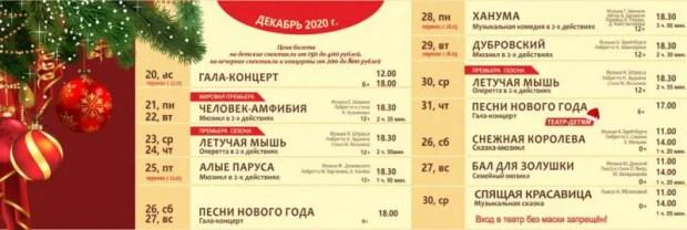 Крымские театры нашли в очередных ограничениях по коронавирусу новые возможности