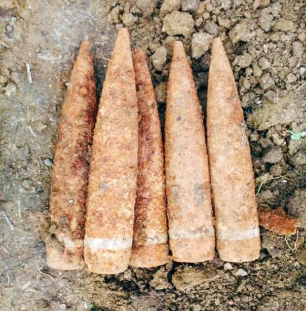 В Севастополе во дворе частного дома нашли склад боеприпасов