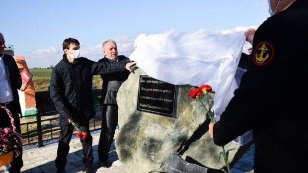 В память о последнем кровопролитном бое Гражданской войны в Крыму