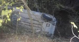 ДТП на автодороге «Алушта – Судак»: водитель «Лады» не справился с управлением