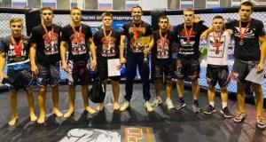 Крымские бойцы завоевали 8 медалей на Всероссийских соревнованиях по ММА