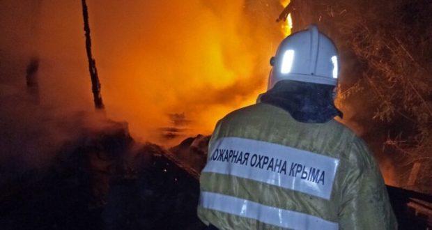 МЧС: с начала года в Крыму на пожарах погибло 84 человека