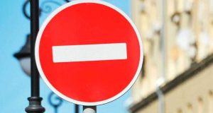 В Симферополе 3 декабря будет ограничено движение