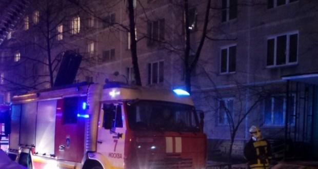Утренний пожар в Севастополе. Погибла женщина