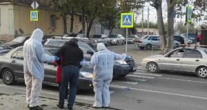 ДТП в Симферополе: на пешеходном переходе сбили мужчину