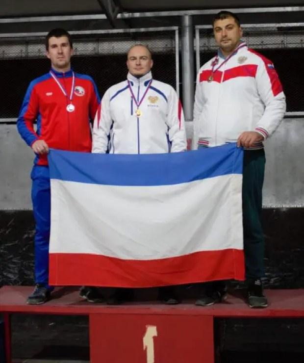Крымчане - в лидерах Кубка России по городошному спорту-2020